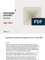 Mortgage Arrears Chart Pack - July 2013