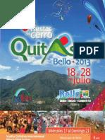Programación Fiestas del Cerro Quitasol 2013