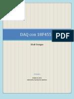 DAQ Con Pic 18F4550