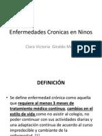 Enfermedades Cronicas en Ninos 2
