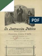 La Instrucción pública. 10-2-1902, no. 3