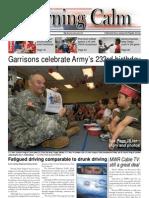 The Morning Calm Korea Weekly - June 20, 2008