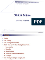 JUnit Eclipse