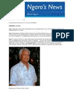 Ngaro's News 1 July 2013