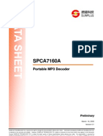 spca7160a(mp3解码)