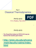 Classical Thermo.ppt