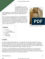 Coffin Texts - Wikipedia, The Free Encyclopedia