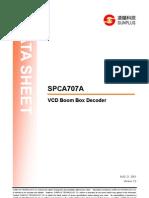 SPCA707A