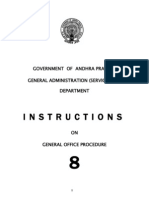 General Office Procedure
