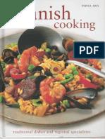 Spanish Cooking - By Pepita Aris
