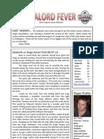 Sealord Fever 2013 Issue Thirteen
