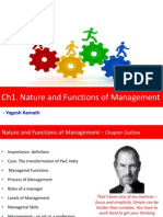 Principles of management introduction