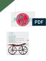 Las Primeras Bicicletas Eran Impulsadas Por Medio de Los Pies en Lugar de Pedales
