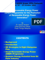 Small Renewable Energy Power