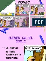 Comic Ppt Elementos