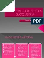 Analisis de Gases Arteriales Expo