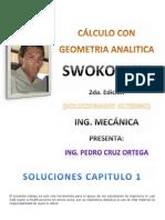 SOLUCIONARIO CALCULO DE SWOKOWSKI