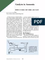 Platinum Catalyst Information