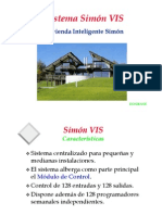 Sistema Simon Vis i