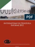 Antisemitismo 2012