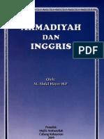 Ahmadiyah Dan Inggris-m.abdul Hayee h.p.