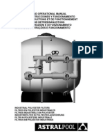 MAN10 Filtro Industrial Polt AP 00545E200-00