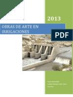 Obras de Arte en Irrigaciones