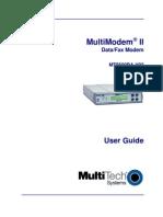 MultiModem II