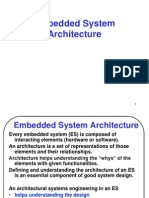 Embedded System Architecture