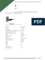 b&k accelerometer