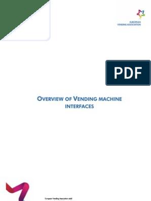 vending protocol | Communications Protocols | Application ... on