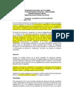 PROG 2010¿- Mario Aguilera IEPRI - Guerra insurgente y contrapoderes en Col
