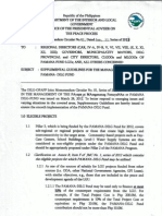 Supplemental Guidelines for the Management of the PAMANA - DILG Fund