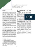 PKI+Securitatea Pe Internet