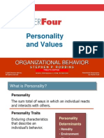4. Personality n Values