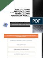 Aplikasi Kemahiran Dalam Pengajaran Pembejaran Pendidikan Moral