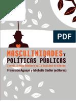 2011 Libro Masculinidades y Políticas
