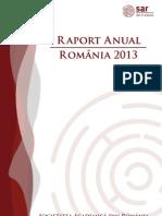 Raport anual de analiza si prognoza – Romania 2013