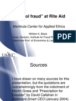 Rite Aid Fraud