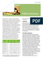 DBLM Solutions Carbon Newsletter 11 July
