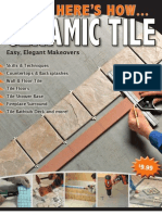 Black & Decker Here's How Ceramic Tile