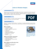 WI 201 - Introduction to Vibration Analysis