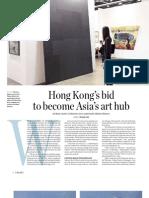Art Basel HK on High Life Businessworld