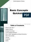 NetApp Basic Concepts Quickstart Guide