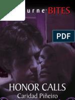 Honor Calls #Vampire #Romance
