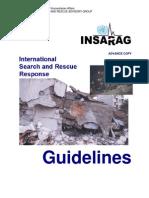 INSARAG Guidelines