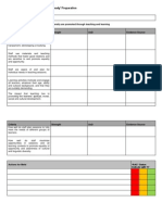 Equality and Diversity Inspection Ready Preparation Template-1