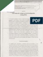 Copy (1) of Writing Ethnographic Fieldnotes Cap.i