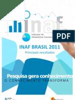 Inf Resultados Inaf2011 Ver Final Diagramado 2