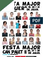 Festa major de Xúquer